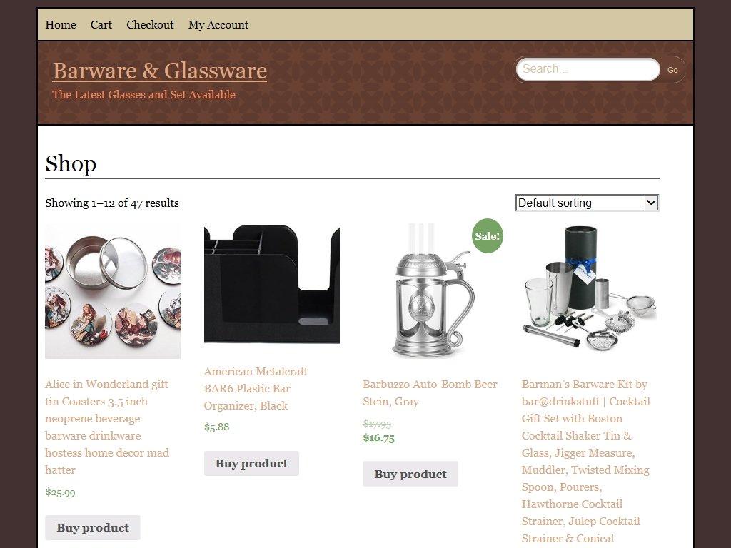 barware-glassware.com